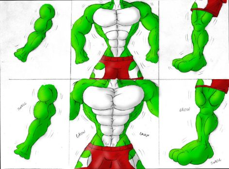 Sexy Yoshi - Part 2 of 3 by McTaylis