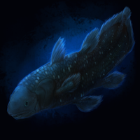 Coelacanth by Cryophase