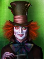 Mad Hatter by ElleChups