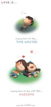 Love is... With You by hjstory
