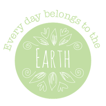 Every day belongs to the earth by CharlotteLyng