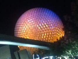 Epcot by Mike-The-Winner