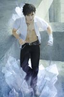 Gray Fullbuster cosplay by ArdiBitch