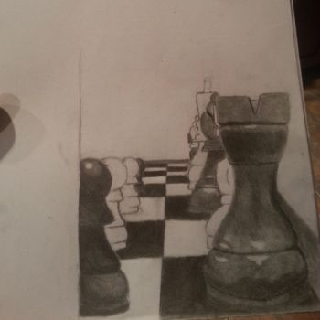 chess by ColdArtandOceanSmile