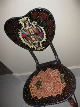 Jack's Frail Heart chair by lcap73