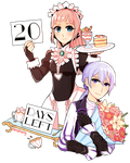 Fe Fates Countdown 20 days by Amphany