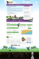 Mortgage Ogre Website by treecore