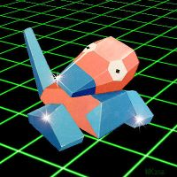 Porygon by Nidoking256