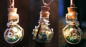 Magic Vial - Ancient Egypt - Unrepeatable! by Izile