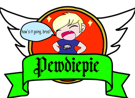 The one and only Pewdiepie! by dalibabe91
