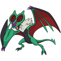 Shiny Noivern Global Link Art by TrainerParshen
