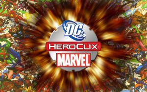 Heroclix by Florentino