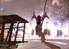 XIV Final Days - Flying Leap - Second Life by Jace-Lethecus