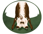 Diprosopus cow by ZellaL