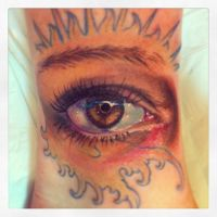 eye for a eye by tattooneos