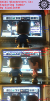Chibi Winchester Adventures: Exploring Tumblr by Xiaolin101