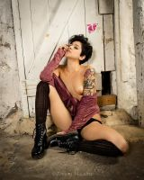 Johannie by ImagesbyTommyMacabre