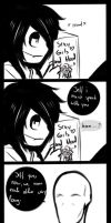 How to scare jeff the killer by KyokiLeFreakshow
