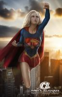 Supergirl II by Maryneim