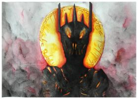 The Lord of the Rings by darksidentic
