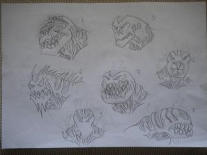 Asmodeus' Head Designs