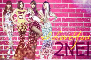 2NE1 - I Love You by JangNoue