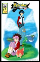POKEMON ADVENTURE .:COVER:. by KATSTUDIO