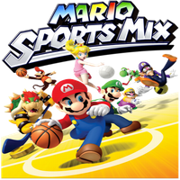 Mario Sports Mix by Pooterman by POOTERMAN