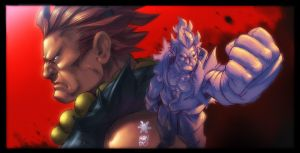 AKUMA SF by Mundokk