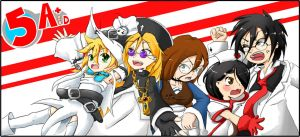 5th Aid banner III by lisu-c