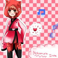 Fan Art - Nekomura by VocaloidYuki
