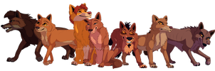 Lion King 2- Wolf edition by Gashu-Monsata