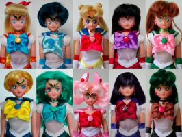 Irwin Sailor Moon Senshi by KatherineAlyce