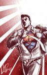 the superman underneath... by dio-03