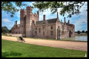 Oxburgh Hall. by Salemik