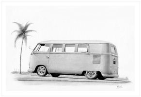 '54 Barndoor Kombi by Boss429