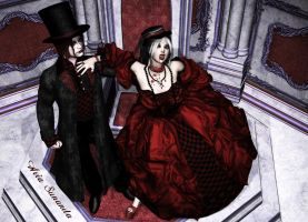 Vampire affaire by Avia-Sunanda