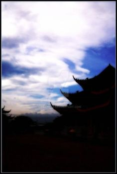 old temple 2. by gracyecy