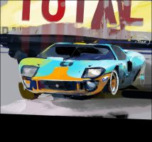 GT40 by airgee