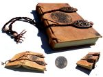 Oak King Grimoire by AnnEnchanted