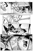 Daredevil 2 Page 6 by thecreatorhd
