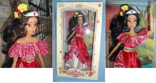ELENA of AVALOR 16inch LE STYLE DOLL for SALE by SetsunaKou