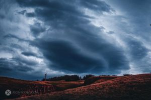 Cloudy with a Chance of Armageddon | Maui by JasonKoons