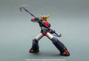 Grendizer by Kaiyodo by Mishari-Alreshaid