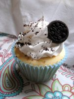 Oreo Cupcake by lifextime