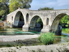 Arta Old Bridge 2 by Dark-Lady-Sizuka