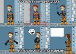 Gordon Freeman FLELE Shell by zarla