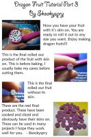 Dragon Fruit Tutorial 3 by skookyspry