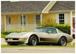 A 1982 Collector's Edition Corvette by TheMan268