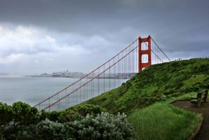 San Francisco by OhEmGe3
